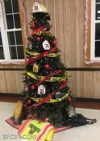 The SFC Christmas Tree!